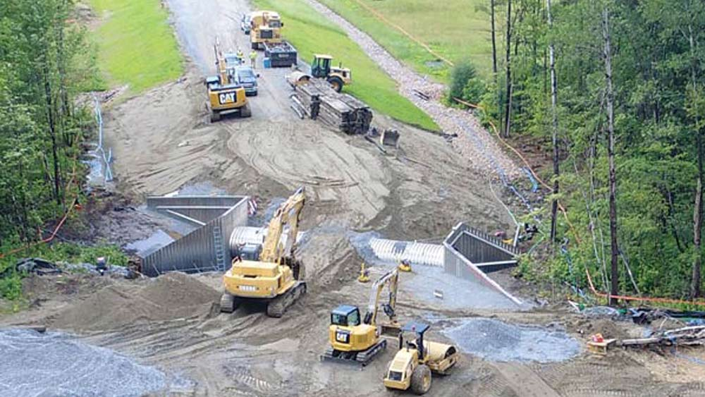 Construction jobs in Vermont