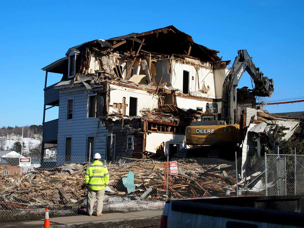 Casella Construction Demolition Vermont
